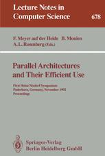 Parallel Architectures and Their Efficient Use