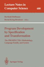 Program Development by Specification and Transformation