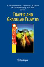 Traffic and Granular Flow'05