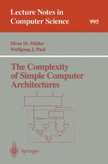 The Complexity of Simple Computer Architectures