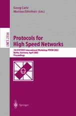 Protocols for High Speed Networks