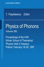 Physics of Phonons