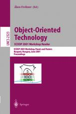 Object-Oriented Technology