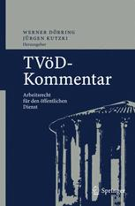 TVöD — Kommentar