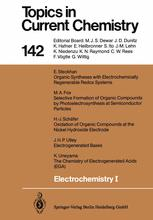 Electrochemistry I