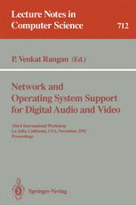 Network and Operating System Support for Digital Audio and Video