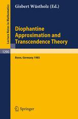 Diophantine Approximation and Transcendence Theory