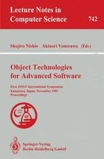Object Technologies for Advanced Software