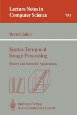 Spatio-Temporal Image Processing