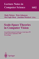 Scale-Space Theories in Computer Vision