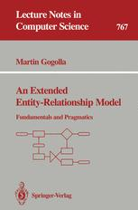 An Extended Entity-Relationship Model
