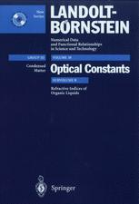Refractive Indices of Organic Liquids