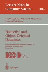 Deductive and Object-Oriented Databases