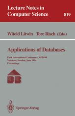 Applications of Databases