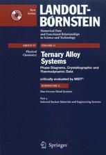 Non-Ferrous Metal Systems. Part 4