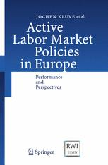 Active Labor Market Policies in Europe