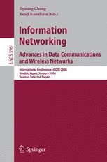 Information Networking. Advances in Data Communications and Wireless Networks