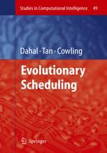 Evolutionary Scheduling