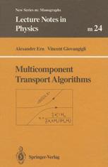 Multicomponent Transport Algorithms