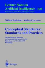 Conceptual Structures: Standards and Practices