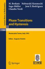 Phase Transitions and Hysteresis