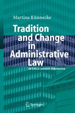 Tradition and Change in Administrative Law