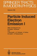 Particle Induced Electron Emission I