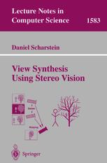 View Synthesis Using Stereo Vision