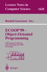 ECOOP' 99 — Object-Oriented Programming