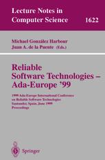 Reliable Software Technologies — Ada-Europe' 99
