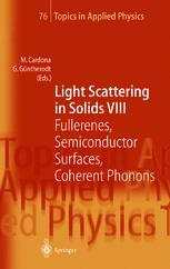 Light Scattering in Solids VIII