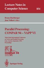 Parallel Processing: CONPAR 94 — VAPP VI
