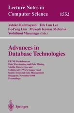 Advances in Database Technologies