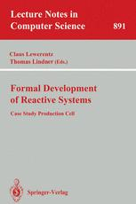 Formal Development of Reactive Systems