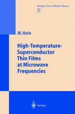 High-Temperature-Superconductor Thin Films at Microwave Frequencies