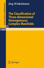 The Classification of Three-Dimensional Homogeneous Complex Manifolds