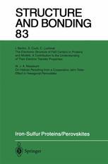 Iron-Sulfur Proteins Perovskites