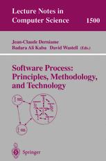 Software Process: Principles, Methodology, and Technology