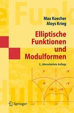 Elliptische Funktionen und Modulformen