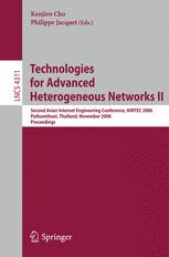 Technologies for Advanced Heterogeneous Networks II