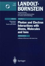 Collisions of Electrons with Atomic Ions