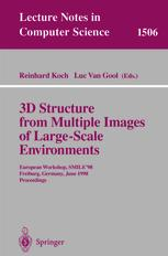 3D Structure from Multiple Images of Large-Scale Environments