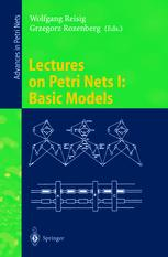 Lectures on Petri Nets I: Basic Models