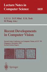 Recent Developments in Computer Vision