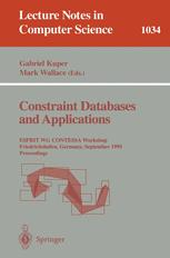 Constraint Databases and Application