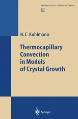 Thermocapillary Convection in Models of Crystal Growth