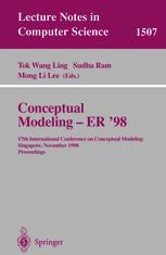 Conceptual Modeling – ER '98