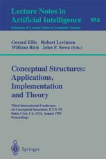 Conceptual Structures: Applications, Implementation and Theory