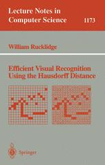Efficient Visual Recognition Using the Hausdorff Distance