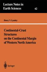 Continental-Crust Structures on the Continental Margin of Western North America